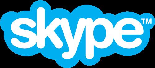 Перейти на сайт Skype и установить программу