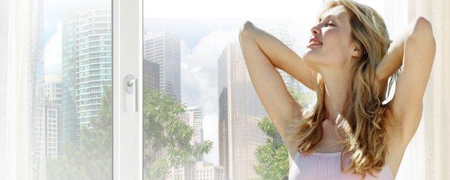 ухаживать за пластиковыми окнами из профиля «REHAU» одно удовольствие