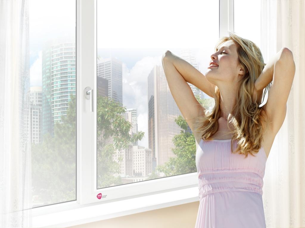 Пластиковые окна обеспечат Вам надёжную тепловую защиту и оградят от уличного шума