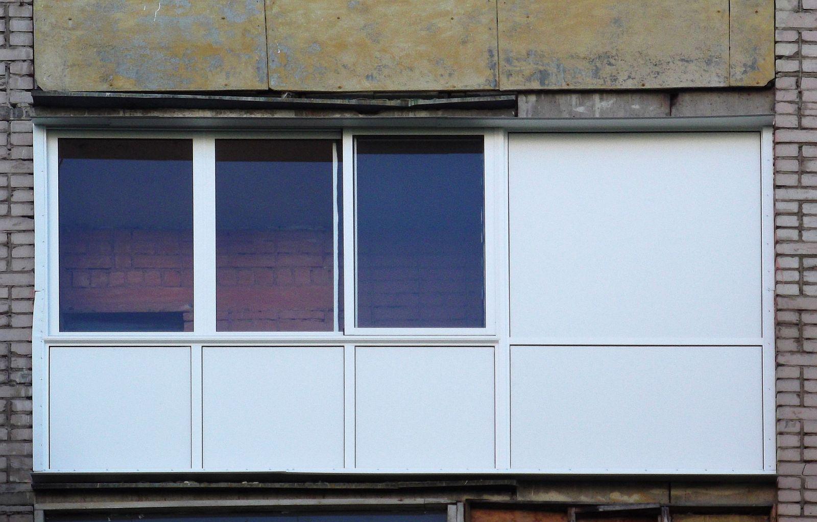 Балконы,лоджии,окна и двери.: 4 900 грн - бизнес и услуги / .