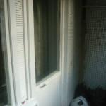 Балконный блок до замены