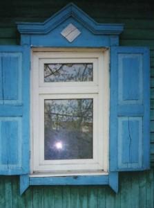 Пластиковые окна для частных деревянных домов
