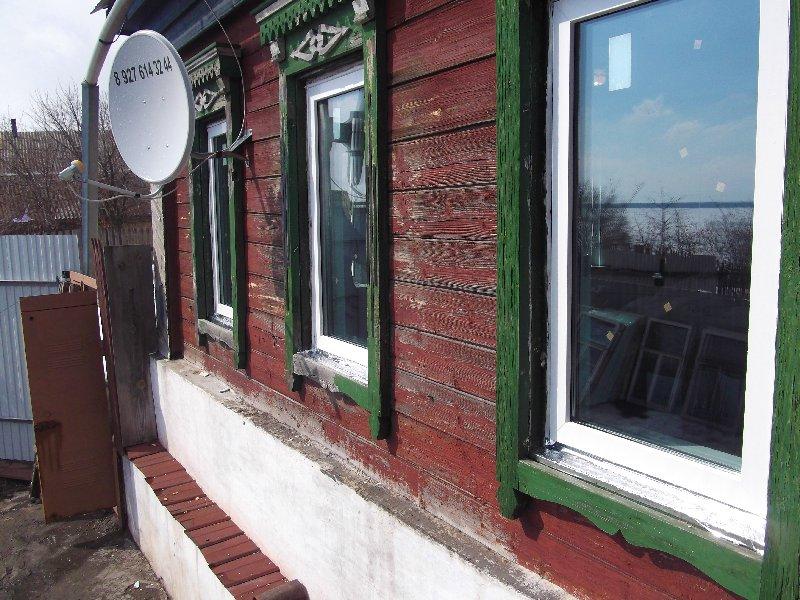 Пластиковые окна для частных деревянных домов - мир окон.