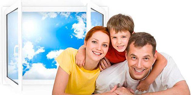 Идеальное окно для Вашей семьи