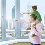 Пластиковые окна REHAU SIB-DESIGN — окна для настоящих мужчин. К мужскому празднику 23 февраля.