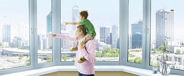 Пластиковые окна REHAU SIB-DESIGN — окна для настоящих мужчин