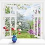 Встречайте весну новыми окнами