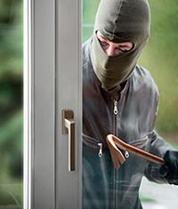 Вклеенный стеклопакет – отпор взломщику