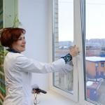 В детских садах Мурманска работает государственная программа Тёплое окно