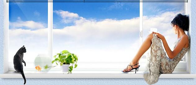 Выбор теплого и уютного пластикового окна
