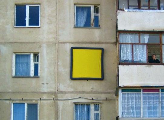 Тепловой экран при зимнем монтаже окна