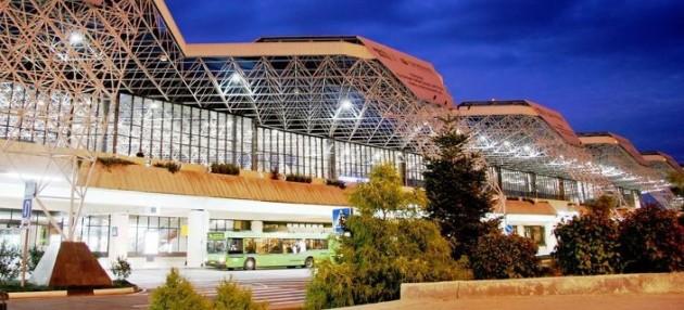 В Международном аэропорте Сочи установлена система теплого водяного пола RAUTHERM S
