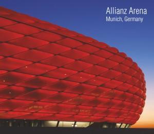 Allianz Arena в Германии