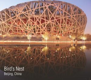 Bird's Nest в Китае
