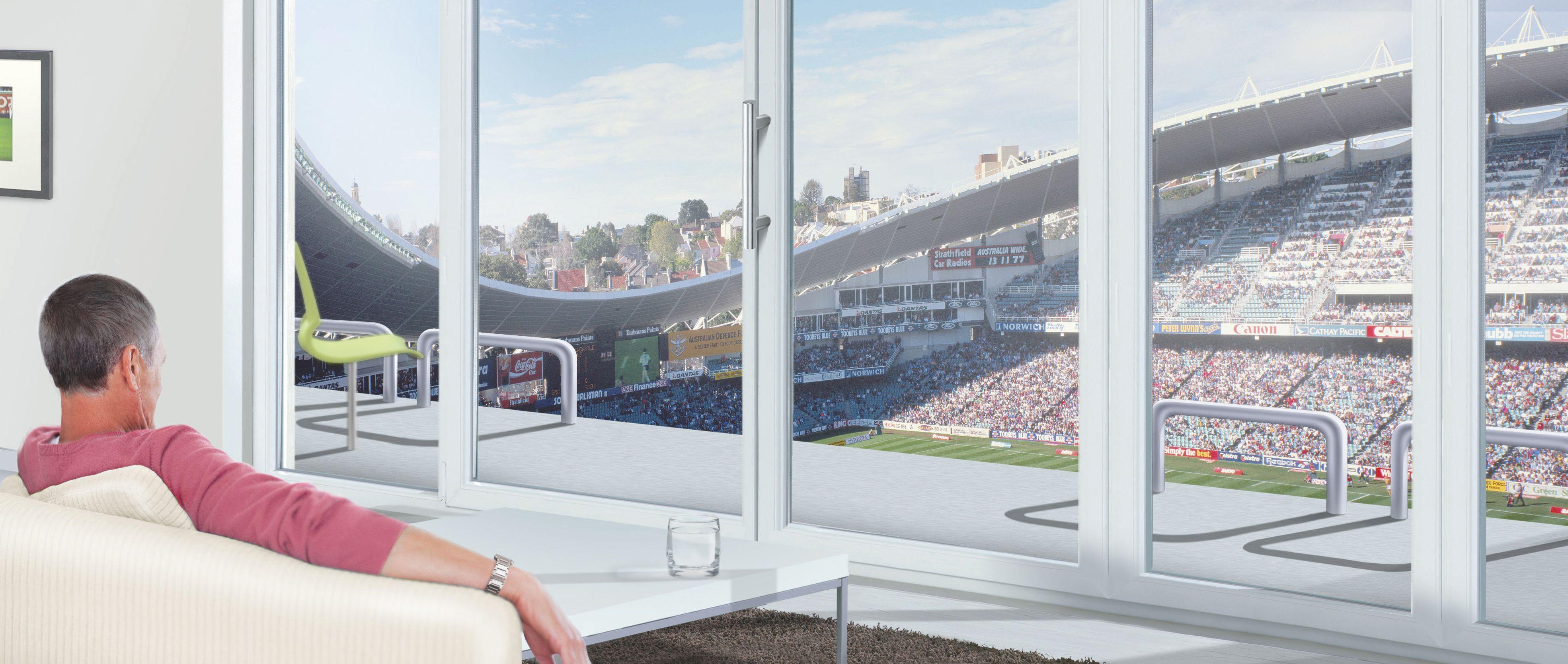 Rehau строит лучшие мировые стадионы - мир окон.