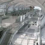 Компания REHAU принимала значимое участие в возведении аэропортов в России, нескольких городах Германии, в Испании и Турции