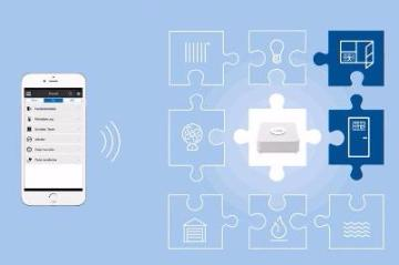 Мониторинг окон с технологией smartHome