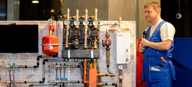 REHAU - комплексный подход в отоплении