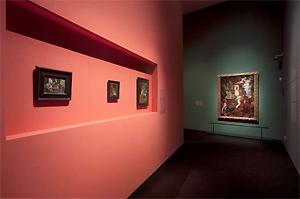 Антибликовое стекло Guardian защищает произведения искусства