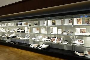 Антибликовое стекло Guardian для библиотеки