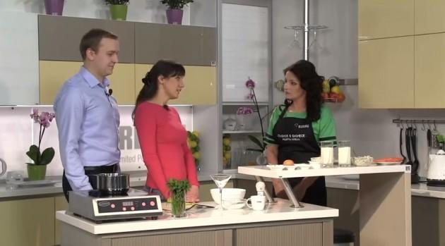 Как «хай-тек» помогает печь блины