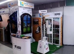 REHAU: энергоэффективные конструкции на выставке «Строим Дом»