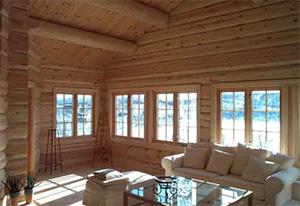 В России предлагается стимулировать спрос на строительство деревянных зданий