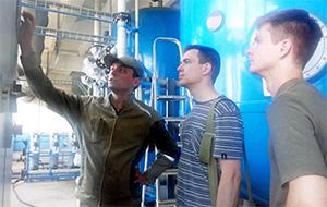 Студенты МГУ пройдут практику на производстве ПВХ