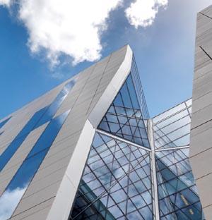 Стекло SunGuard в тренде современной архитектуры