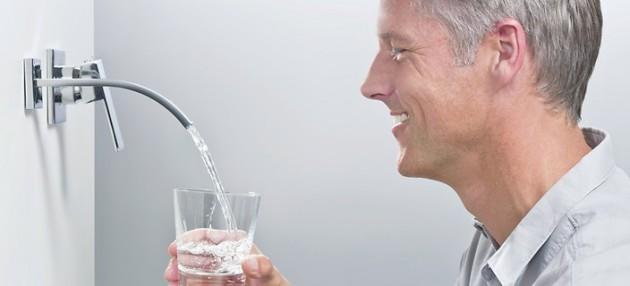 Чистая вода с REHAU