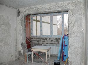 О перепланировке балкона