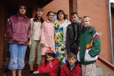 Компания REHAU для детской деревни