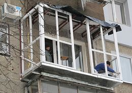 Новый ГОСТ для балконов