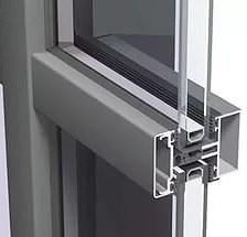 Застройщики заинтересовались алюминиевыми окнами