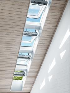 «Умные» окна: управление светом и солнечная батарея в одном